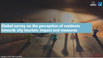 Global survey on the perception of residents towards city tourism: impact and measures