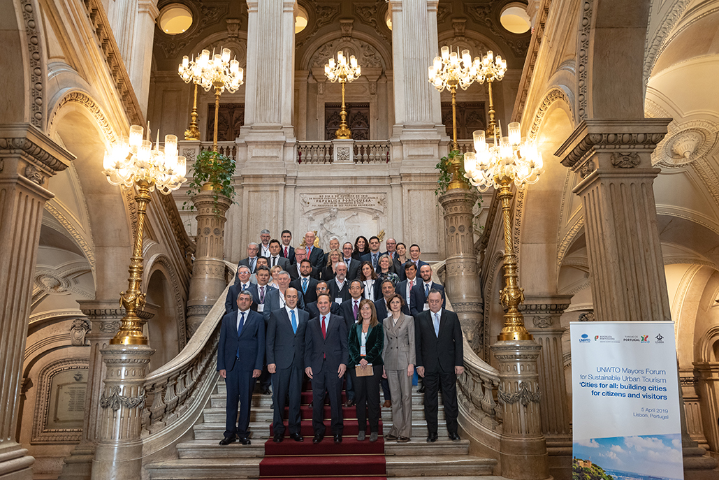 UNWTO Mayors Forum for Sustainable Urban Tourism