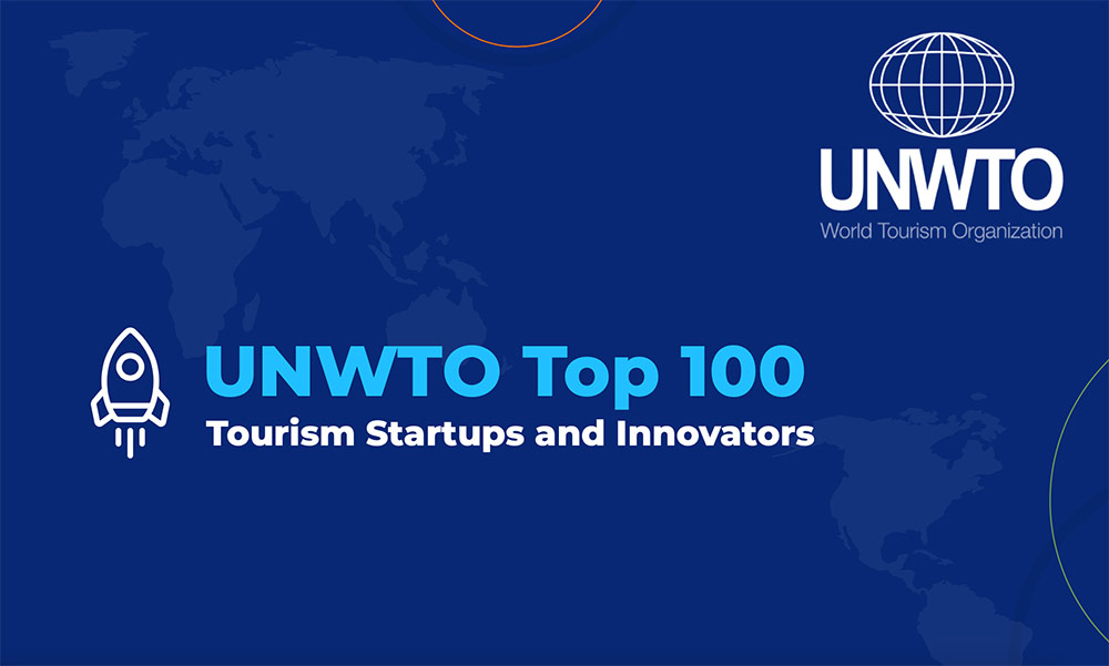 Top 100 UNWTO Startup Competitors