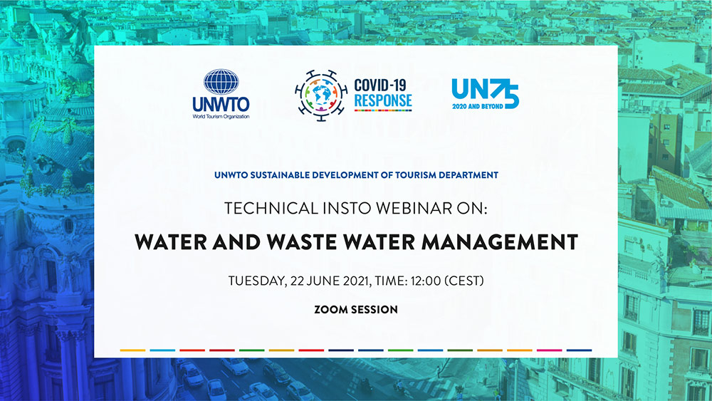 Technical INSTO Webinar on: Water and Waste Water Management