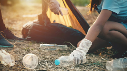 Tourism Takes Action on Plastic Waste and Pollution