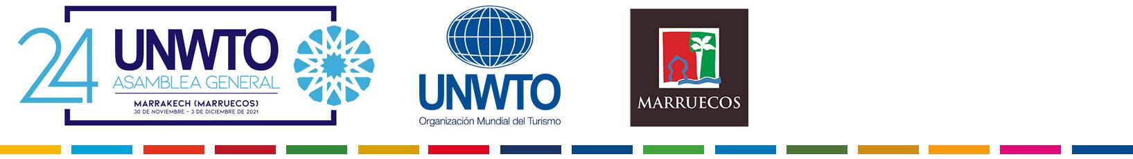 Vigésima cuarta reunión de la Asamblea General de la OMT   Marrakech (Marruecos)