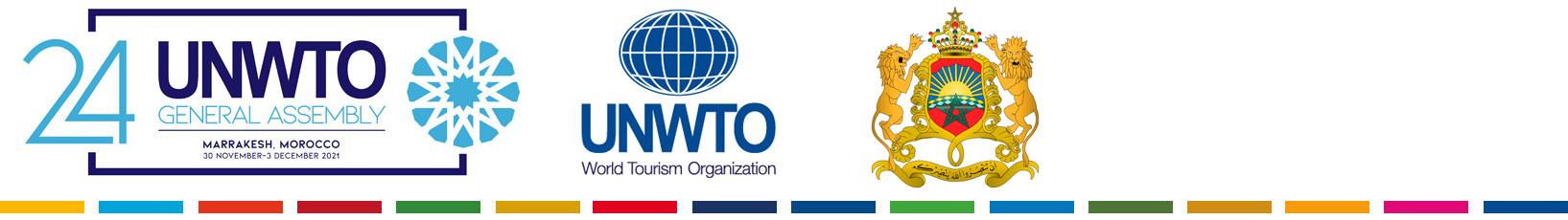 UNWTO General Assembly - Morocco