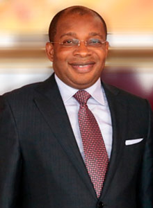 Mr. Siandou Fofana Minister of Tourism and Leisure of Côte d'Ivoire