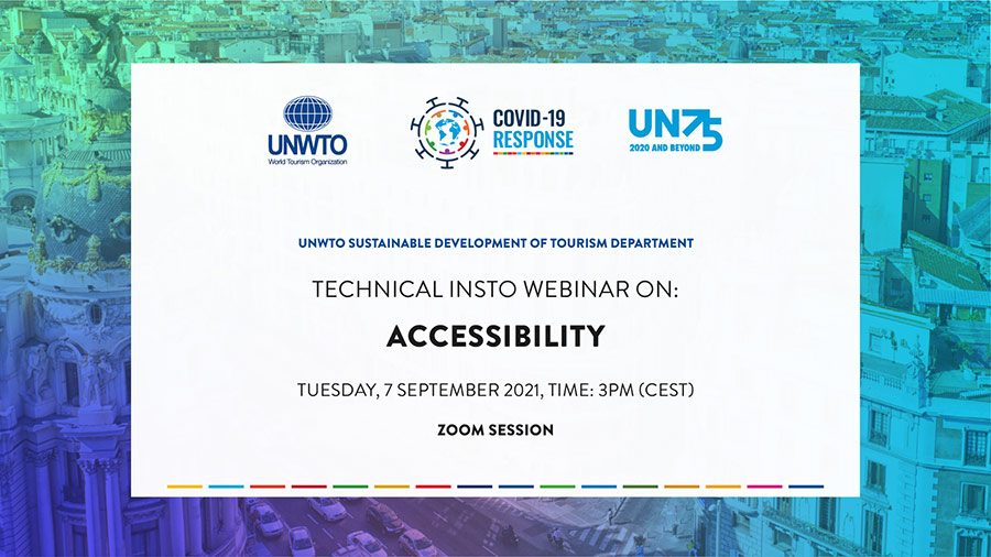 Technical INSTO Webinar on: Accessibility Tuesday, 7 September 2021  3PM CEST (Madrid Time)