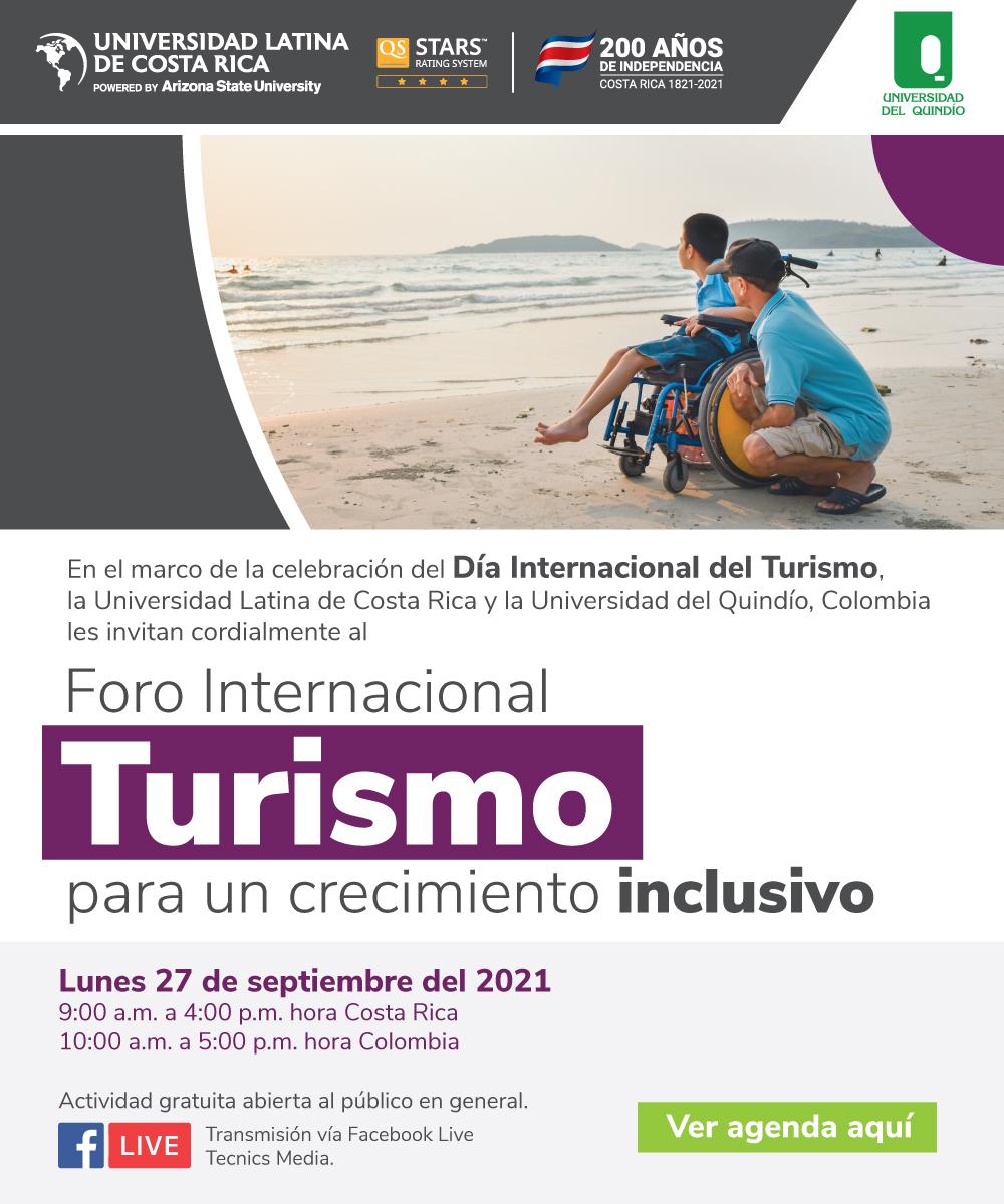 Universidad Latina de Costa Rica y la Universidad del Quindío en Colombia