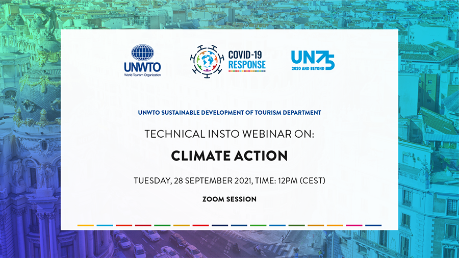 Technical INSTO Webinar on: Climate Action