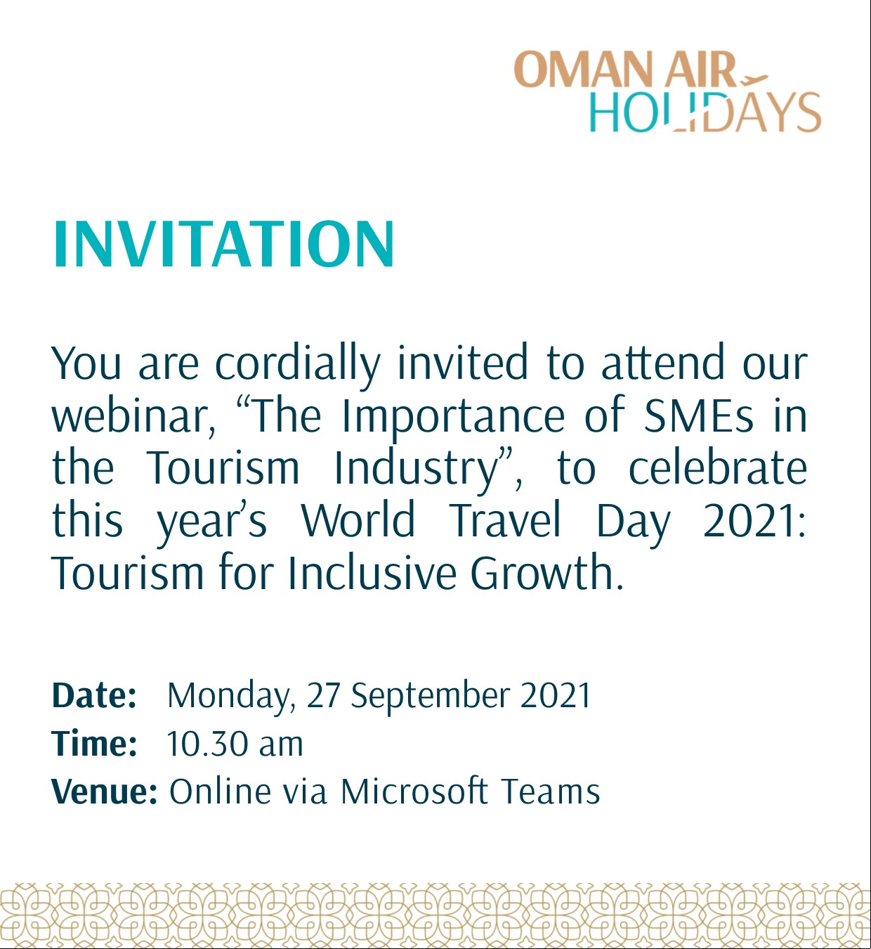 The Importance of SMEs in the Tourism Industry