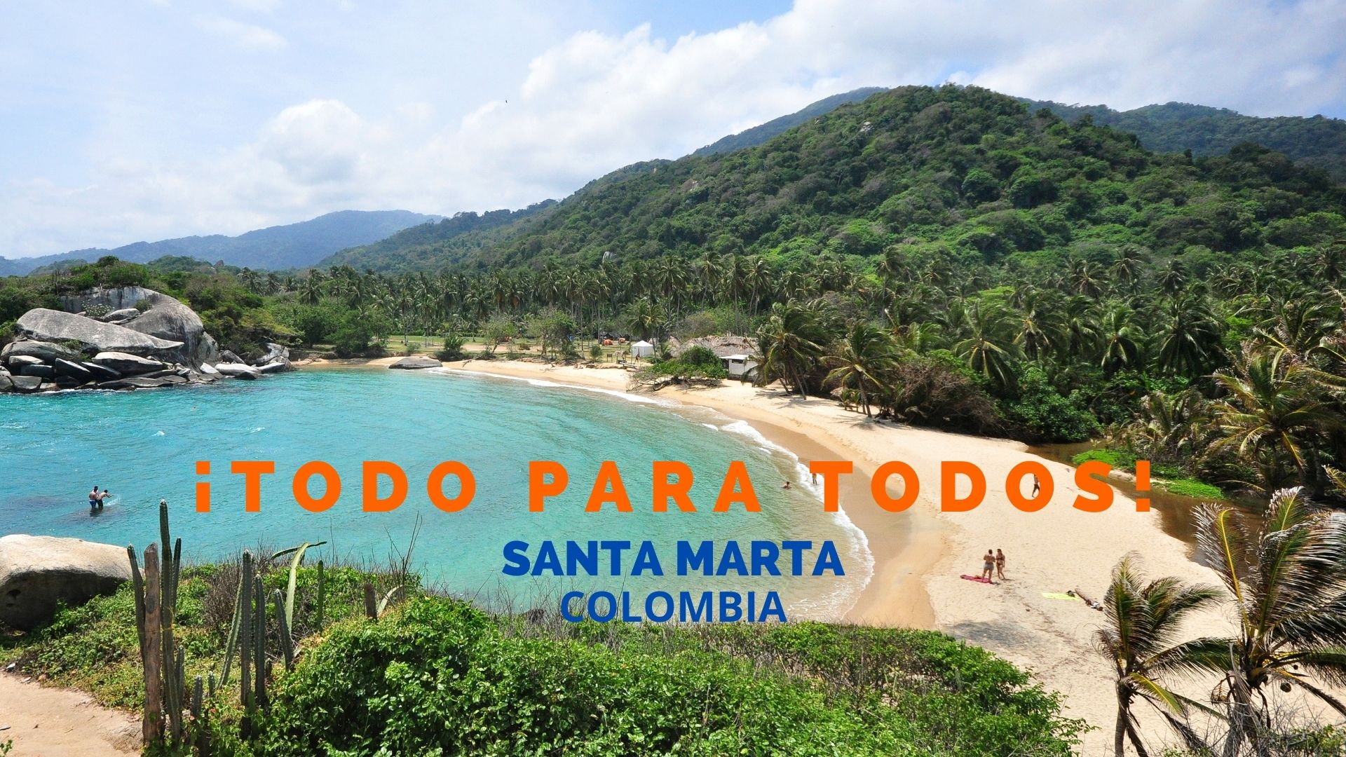 Santa Marta, Ciénaga, Magdalena, Colombia- Caribe