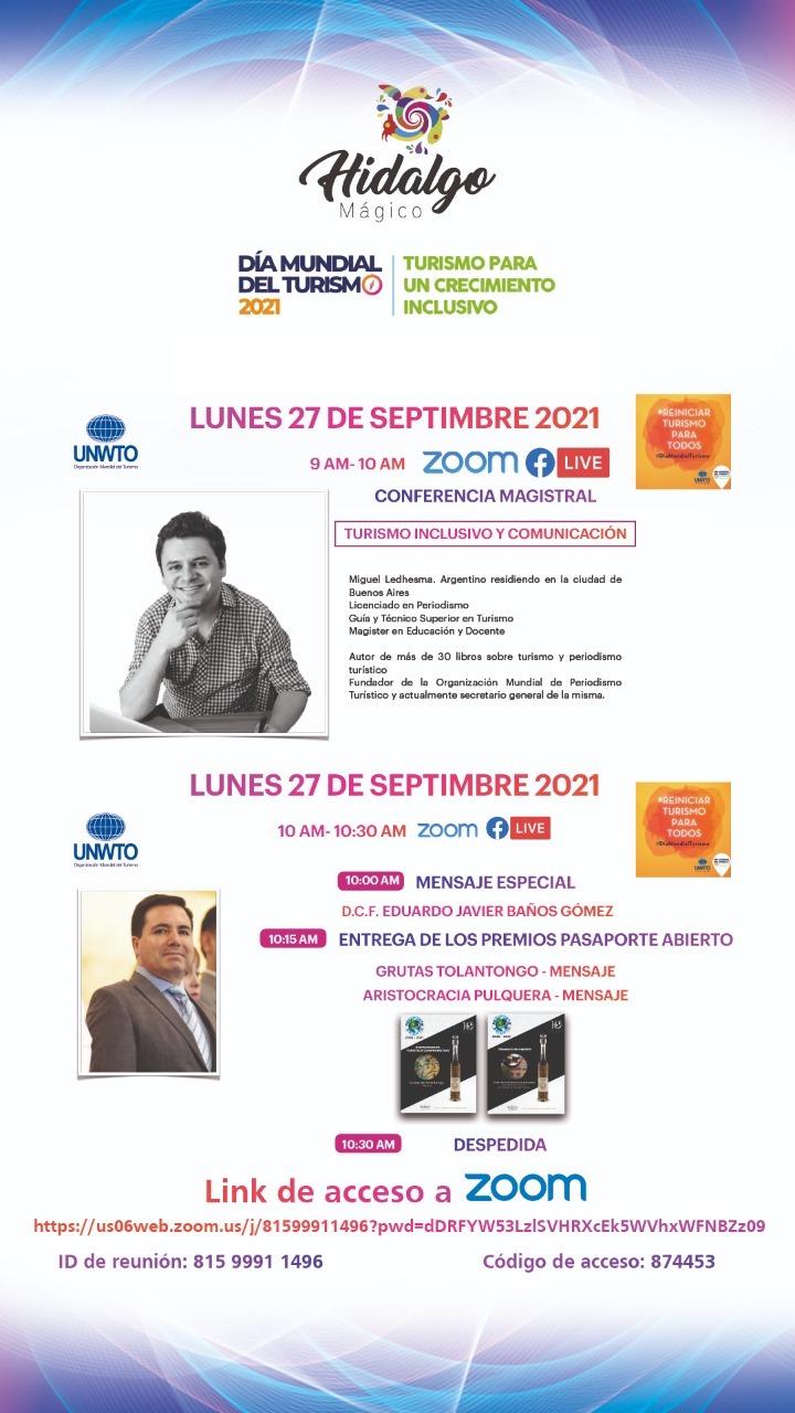Secretaria de Turismo del Estado de Hidalgo