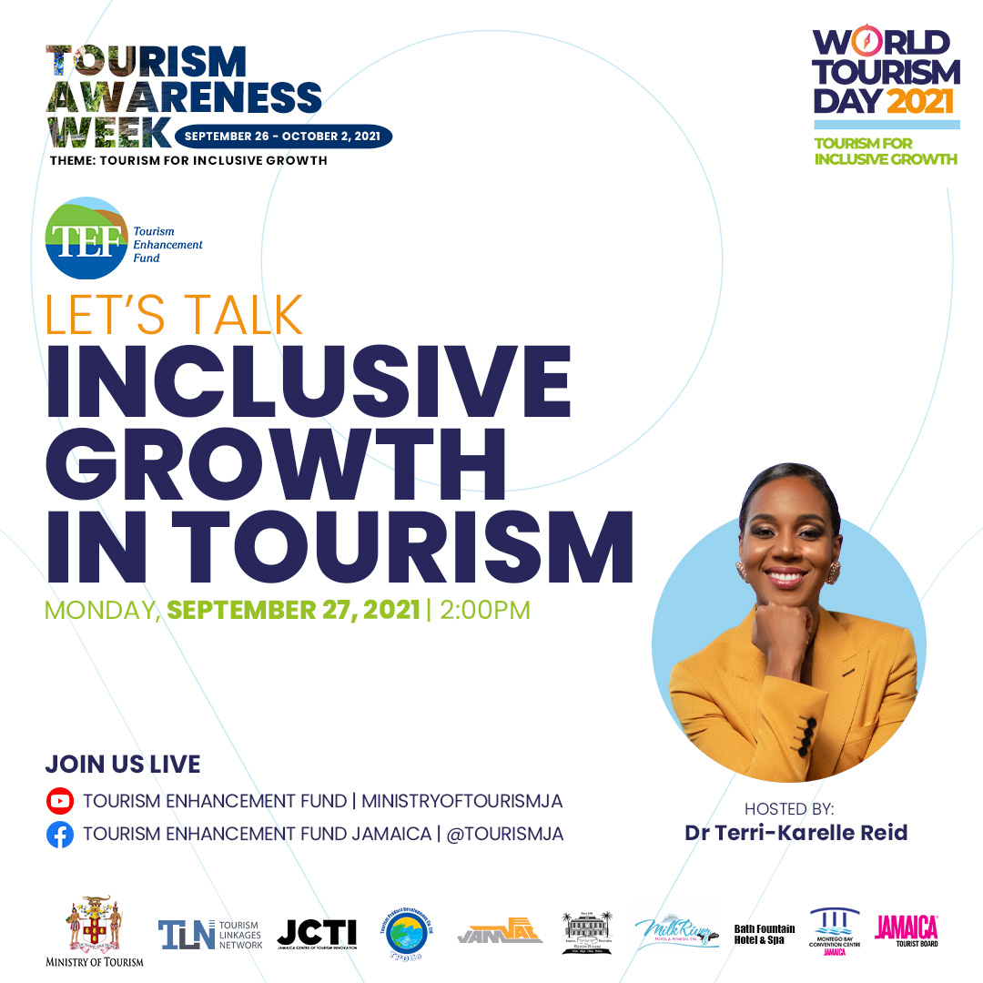 Let's Talk: Inclusive Growth in Tourism