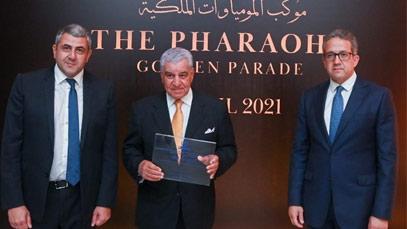Dr. Zahi Hawass, UNWTO Special Ambassador