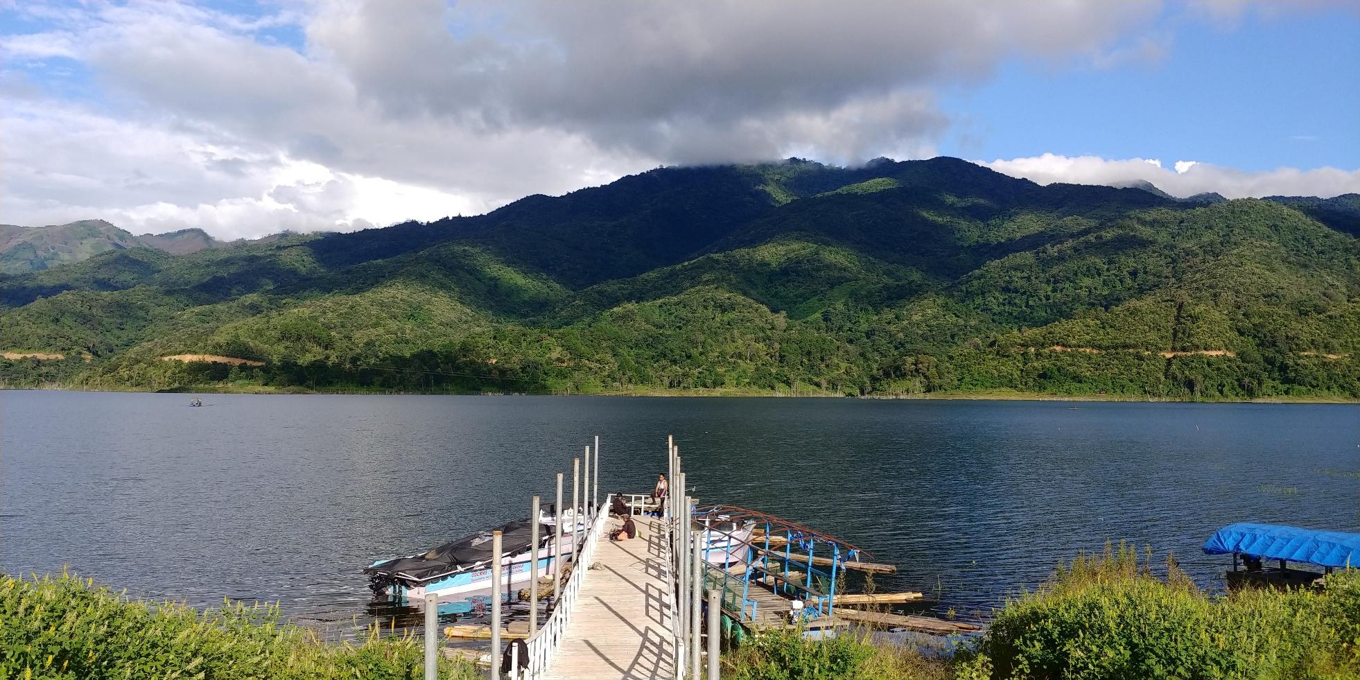 Mapithel Dam, Kamjong District