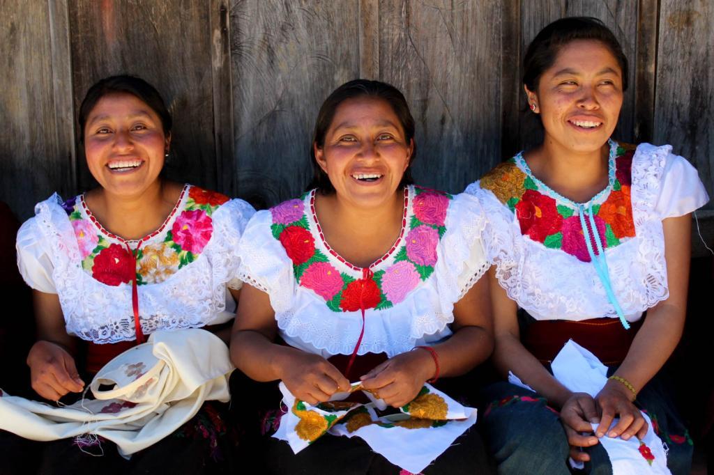 Women of Altos de Chiapas, Mexico ©IMPACTO