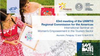 Séminaire international sur l'autonomisation des femmes dans le secteur du tourisme