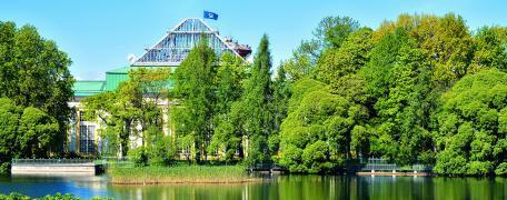 Tauride Palace Saint Petersburg, Russia