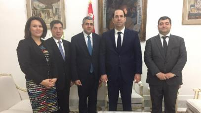 UNWTO Secretary-General official visit to Tunisia