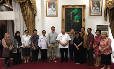 Research visit to Indonesia