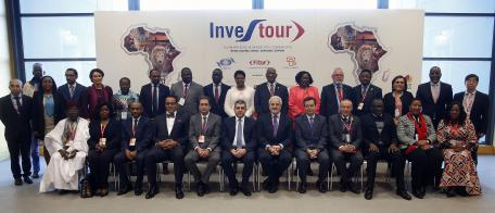 BRAND AFRICA AND BIODIVERSITY FOCUS OF THE 9TH EDITION OF INVESTOUR