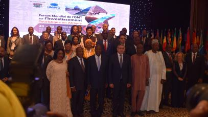 UNWTO Hosts First High-Level Forum on Tourism Investment in Africa