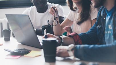 Rencontrez les start-up