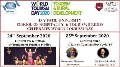 D Y Patil University - School of Hospitality & Tourism Studies - Navi Mumbai - India