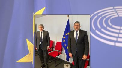UNWTO Delegation in Brussels for Talks with European Institution Leaders