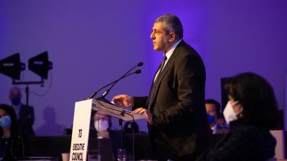 El Secretario General Pololikashvili nominado para dirigir la OMT durante cuatro años más