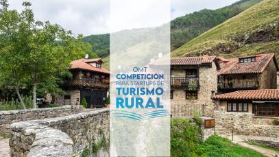 Competición de start-ups en busca de ideas para acelerar el desarrollo rural a través del turismo