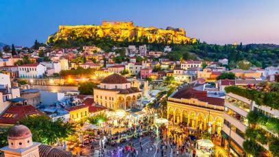 L'Europe unie alors que les dirigeants du tourisme se réunissent à Athènes