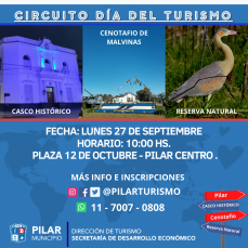 #ReservaNaturalDelPilar