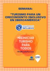 Semana: Turismo para un crecimiento inclusivo