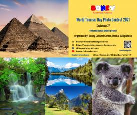 World Tourism Day Photo Contest 2021