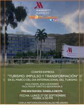 Hotel Marriott Maracay Golf Resort. Urb Las Delicias. Maracay - Estado Aragua. Venezuela