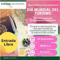 Turismo Tyquy Uba de la Facultad de Administración de Empresas Turísticas y Hoteleras de la Universidad Externado de Colombia