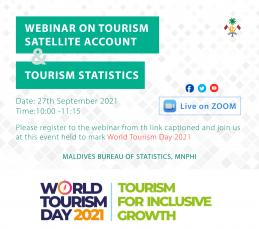 On the occasion of World Tourism Day 2021