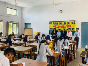 World Tourism Day Celebration- Guru Nanak Khalsa College, Karnal