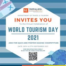 World Tourism Day Quiz & Poster Making Competition