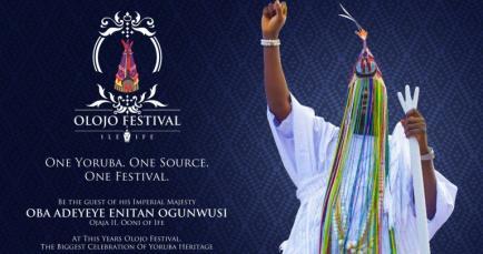 Olojo in Yoruba means