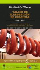 Taller de elaboración de chacinas y degustación gratuitas en Bornos(Cádiz)