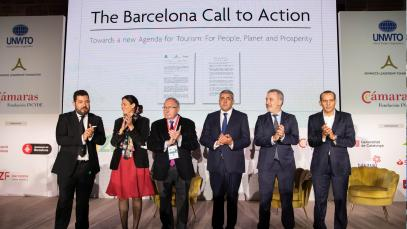 Barcelona 'Call to Action' Maps the Way Forward for Tourism