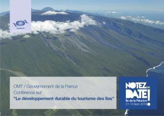 Conférence sur le développement durable du tourisme des îles organisée conjointement par l'Organisation mondiale du tourisme et le gouvernement français