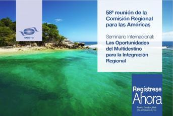 Seminario Internacional: Las Oportunidades del Multidestino para la Integración Regional