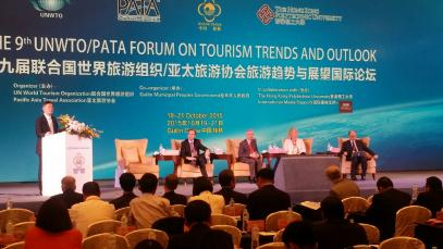 The 9th UNWTO/PATA Forum on Tourism Trends and Outlook