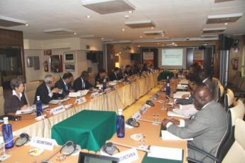 Réunion et déjeuner des ambassadeurs africains, 2 octobre 2015