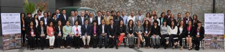 """Inaugurated the UNWTO regional course in Mexico on """"Tourism destination management: design of innovative tourism experiences"""""""