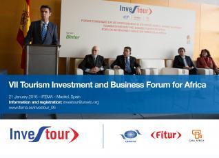 VII Forum Touristique sur les Investissements et les Opportunités d'Affaires en Afrique - INVESTOUR 2016