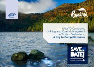 La gestion intégrée de la qualité dans les destinations touristiques: un facteur clé de la competitivité