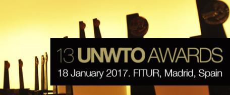 Prix de l'OMT récompensant l'excellence et l'innovation dans le tourisme: ouverture de la période de présentation de candidatures
