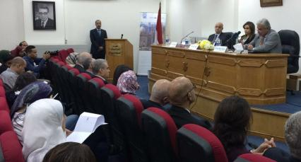 The UNWTO Course in Egypt on Tourism for Diplomats started on 3rd October